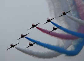 Red Arrows 22