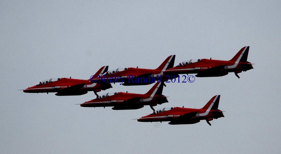 Red Arrows 34