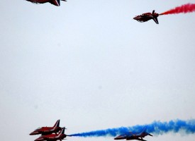 Red Arrows 39