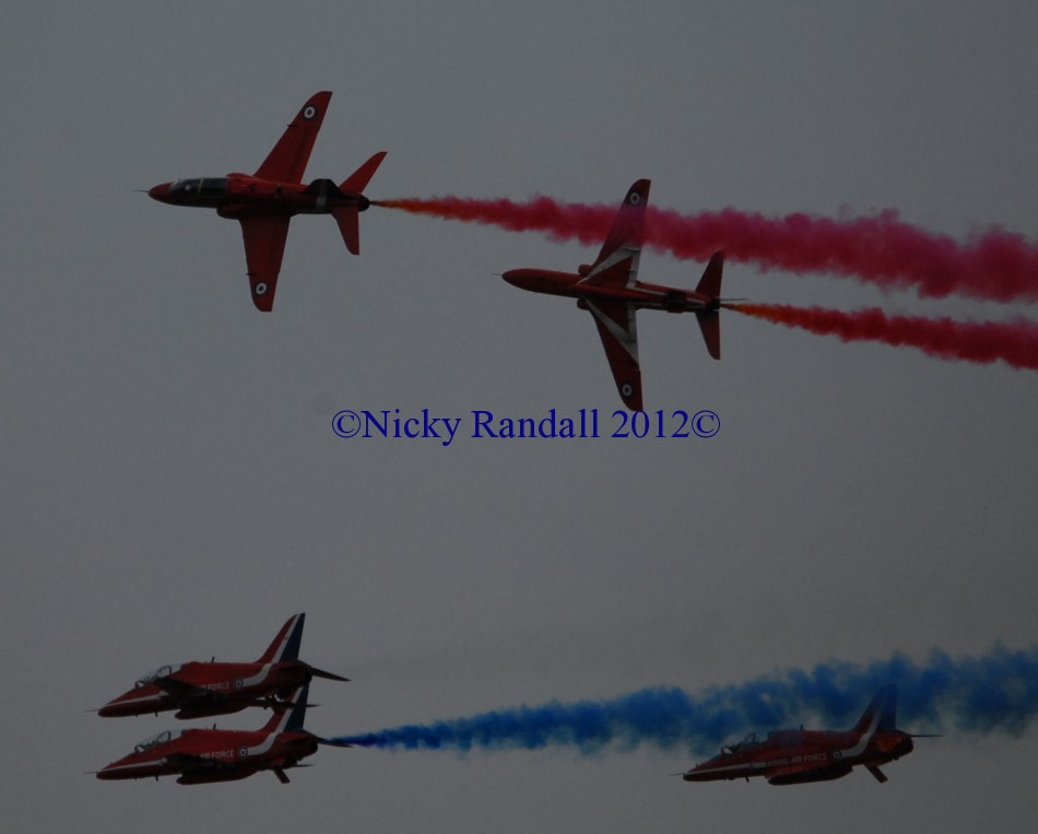 Red Arrows 40