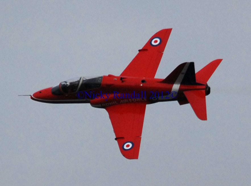 Red Arrows 46
